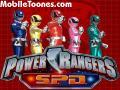 POWER RANGERS SPD games