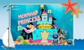 Aqua Little Mermaid Princess games