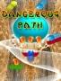 Dangerous Path games