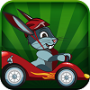 Ace Bunny Turbo Go-kart Race Free Mobile Games