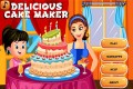 Delicious Cake Maker Free Mobile Games