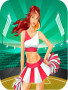 Charming Cheerleading Girl Free Mobile Games