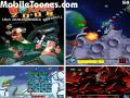 WORMS 2008 mobile game games