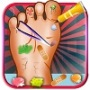Baby Girl Foot Doctor Game games