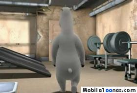 Body Building Mobile Video