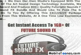 Future Sound FX Mobile Video