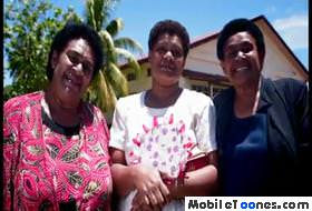 Nawaka Choir - Somewhere Over The Rainbow Mobile Video