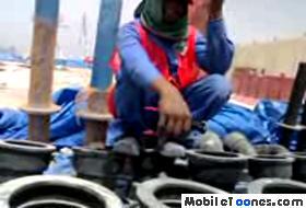 Singing Bangala Deshi Kumar Saanu Mobile Video