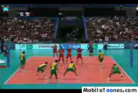 Volleyball Mobile Video