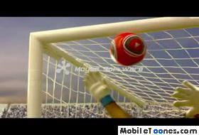 Waving Flag FIFA 2010 Mobile Video