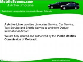 A Active Limousine - Denver Limos Mobile Video