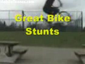 Extreme-bike-skills Mobile Video