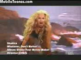 Shakira_whenever_Parody Mobile Video