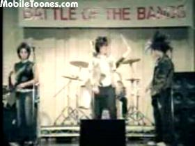 The Donnas - Take It Off Mobile Video