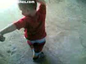 Pashtoon Boy Dance Mobile Video
