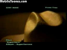 Daze - Superhero Mobile Video